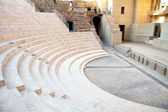 The fragment of ancient theatre — Stock Photo