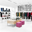 Stock Photo: Interior of shop