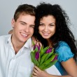 Young couple — Stock Photo #4988368
