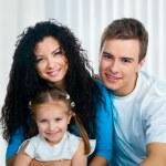 Happy family — Stock Photo #5125386