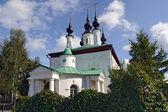 Old russian orthodox church — Stock Photo