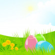 easter background — Stock Vector #5303887