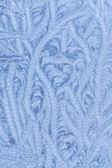 Ice patterns on glass — Stok fotoğraf