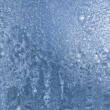 Ice on glass texture - 