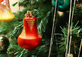 Christmas toy — Stock Photo