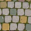 Block pavement texture background — Stock Photo