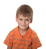 Cute boy smilling — Stock Photo