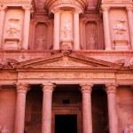 Petra in Jordan — Stock Photo #3930556