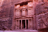 Petra in jordanien — Stockfoto