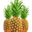 Ripe pineapple - Stock Photo