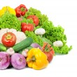 Assorted fresh vegetables — Stock Photo #4010018