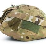 Military helmet — Stock Photo