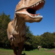 Aggressive T-Rex - Stock Photo