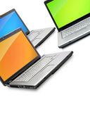 Laptops — Zdjęcie stockowe
