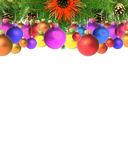 Christmas framework — Fotografia Stock