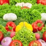 Assorted fresh vegetables — Stock Photo #4999258