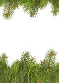 Christmas framework — ストック写真