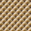 Cone scale seamless background. - Stock Photo