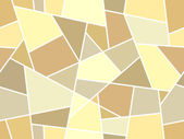 Abstract linear mosaic seamless pattern. — Stock Vector