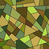 Line mosaic seamless pattern. — Stock Vector