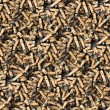 Royalty-Free Stock Photo: Seamless pattern of cigarettes butt.
