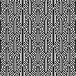 Netting seamless pattern. — Stockvectorbeeld