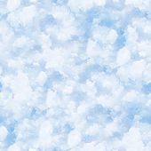 Seamless snow pattern. — Stock Photo