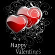 Happy Valentine's Day! — Vector de stock  #4599328