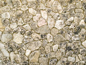 Stony wall. — Stock Photo