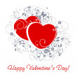 Happy Valentine's Day! — Vettoriale Stock