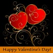 Happy Valentine's Day! - Stockvectorbeeld