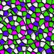 Mosaic seamless pattern. — Foto Stock