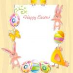 Happy Easter! — Stock Vector #5258455