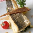 Grilled fish — Foto Stock
