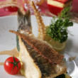 Grilled fish — Stockfoto