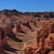 Stock Photo: Canyon in Central Asia