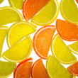 Candy jujube as background — Stock Photo #4084405