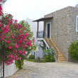 House in Bodrum (Turkey) — Stock Photo