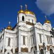 Russian cathedral church — Stock Photo #5013072