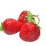 Strawberry isolated — Stock Photo #5013144