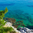 Sea transparent water - Foto Stock