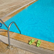 swimming pool&quot — Stock Photo #5017669