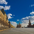 Red Square in Moscow — Stock Photo #5017683