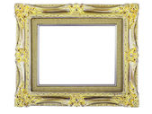 Frame baguette as background — Stock Photo