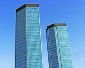 Building, skyscraper — Stockfoto
