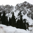 Winter in the mountains - Lizenzfreies Foto