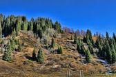 Mountain landscape, Central Asia, Kazakhstan — Stock Photo