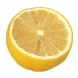 Lemon close up - Stock Photo