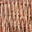 Stock Photo: Basket wickerwork close up