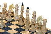 Chess board — Stok fotoğraf